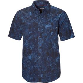 Marmot Bennett Peak Skjorte Herrer, blå